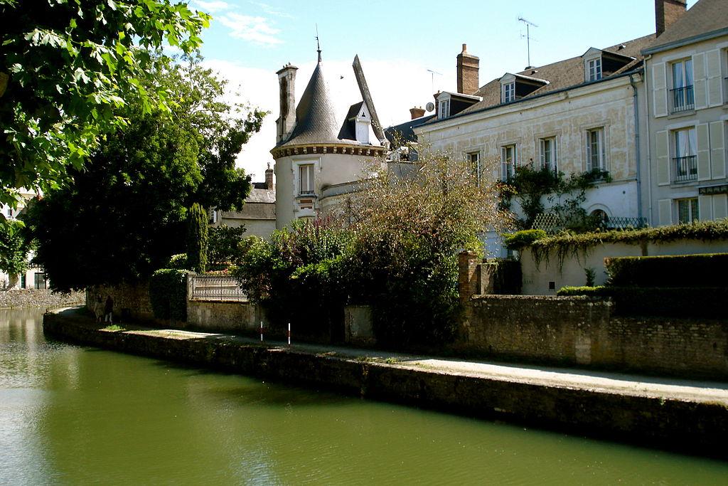 Ville de Montargis - Isol'Centre