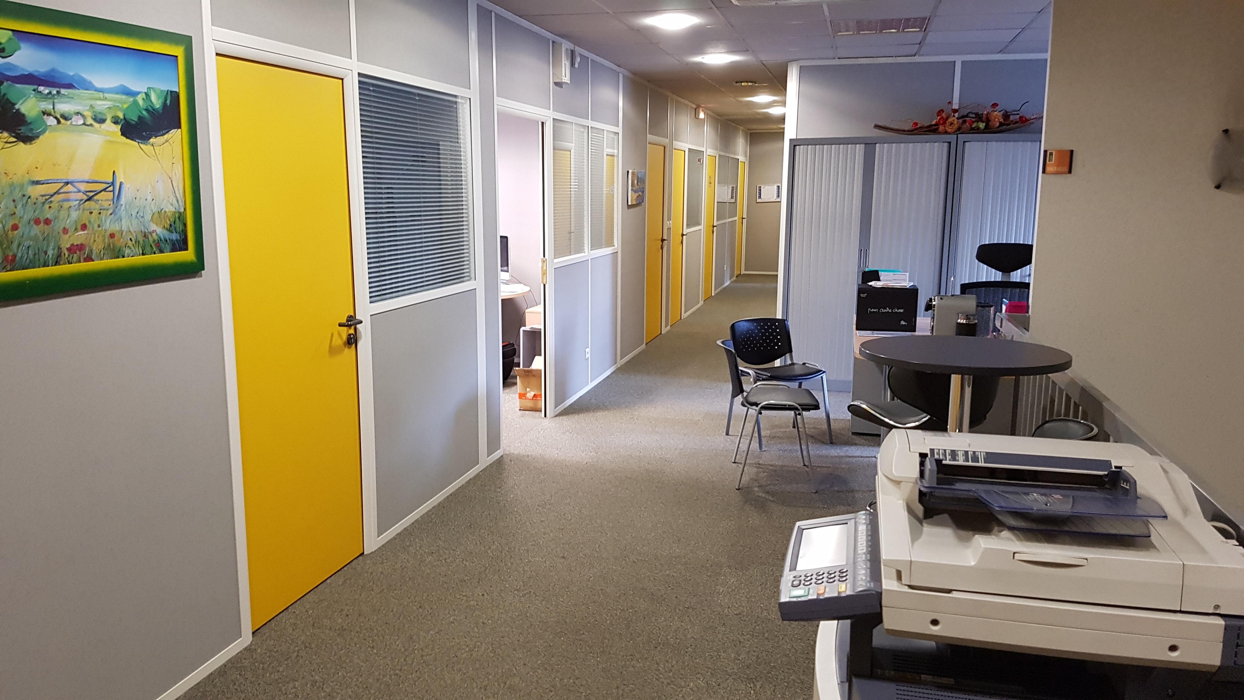 Locaux de l'entreprise - Isol'Centre