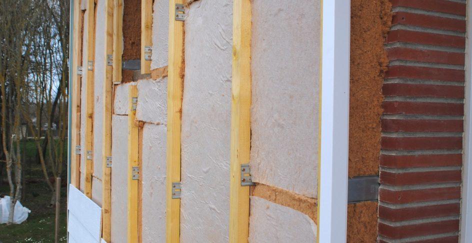 Isolation de murs extérieurs - Isol'Centre