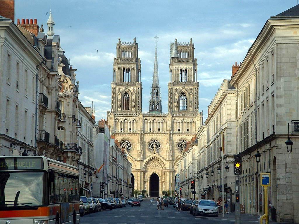 Cathédrale d'Orléans - Isol'Centre