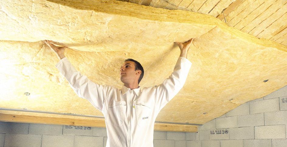 Isolation de toiture - Isol'Centre