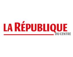 Logo La République du Centre