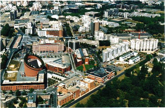 Ville d'Évry - Isol'Centre