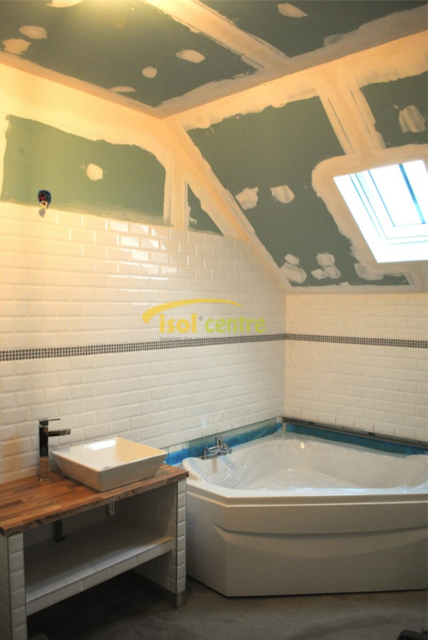 Aménagement de salle de bain - Isol'Centre