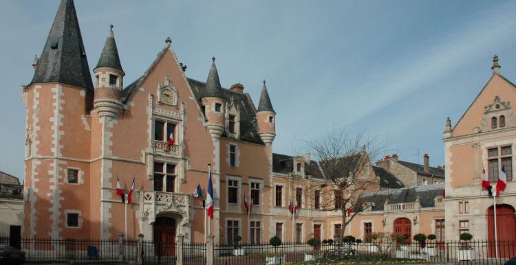 Hotel de ville d'Étampes - Isol'centre