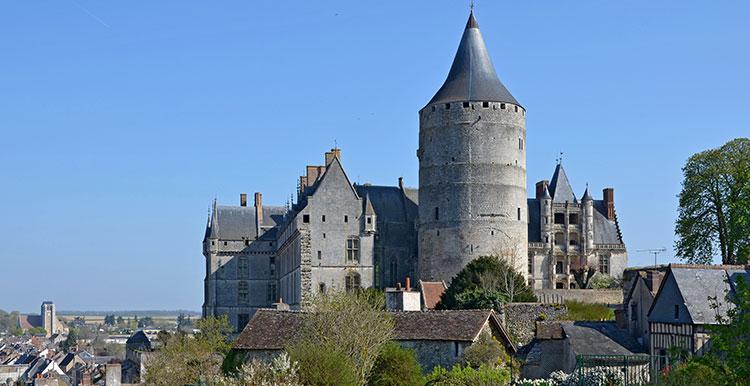 Chateau de Châteaudun - Isol'centre